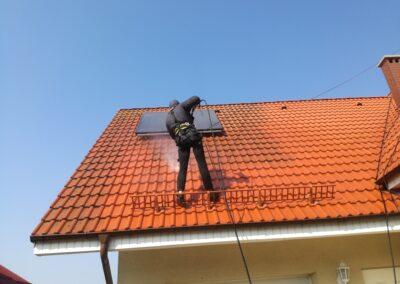 Kosakowo czyszczenie dachów