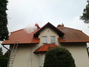 Reda czyszczenie dachów