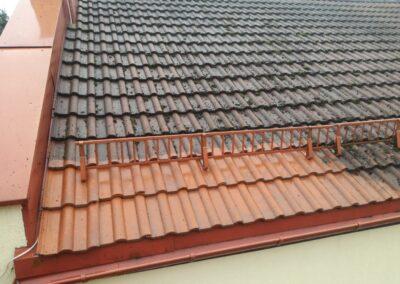 Rumia czyszczenie dachów